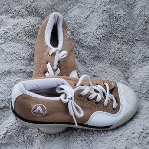 Vintage original Airwalks. Rubber toe